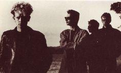 Depeche Mode, 1988. Photo: Anton Corbijn