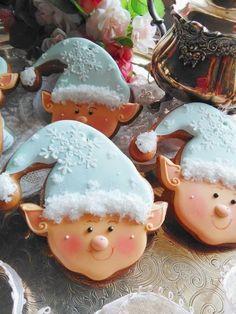 ❧ Noël bleu ✵ ❧