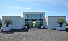 Villa in The Netherlands | Architecture by Studio Jan des Bouvrie.
