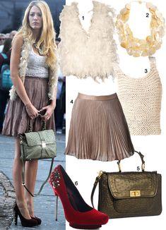 gossip girl fashion serena van der woodsen blake lively season 5