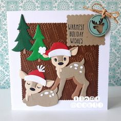 Chrismas Cards, Marianne Design, Shaker Cards, Holiday Wishes, Xmas, Christmas, Cardmaking, Kittens, Printables