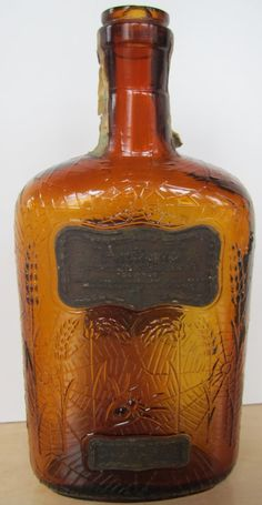 Antique 1924 Prohibition Pure Rye Whiskey by ProhibitionWhiskey