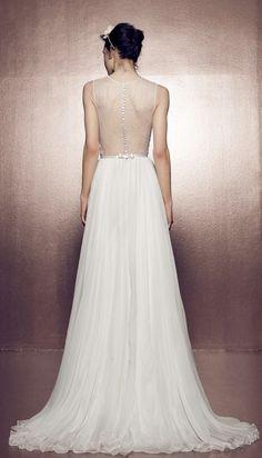 Wedding dress idea; Featured Dress: Daalarna