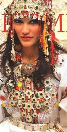 What Is A Bohemian Lifestyle | BOHEMIAN LIFESTYLE / Moroccan Berber Amazigh Woman