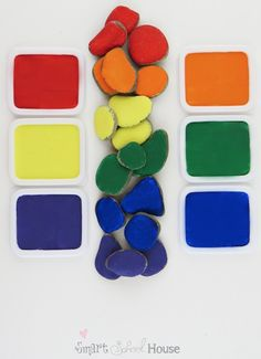 A game to teach and explore colors!