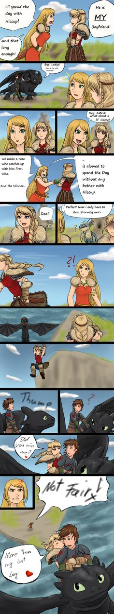 A new Dragon has apeart and he is HUGE! Httyd Dragons, Dreamworks Dragons, Disney And Dreamworks, Hiccup And Toothless, Hiccup And Astrid, How To Train Dragon, How To Train Your, Deviantart, Dragon Memes
