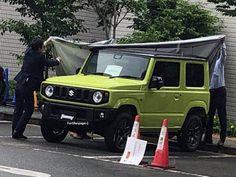 New Suzuki Jimny leaked | PistonHeads