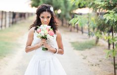 Beautiful #bridal styling in today's feature!  Ty Pentecost