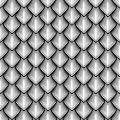 Scale Mail fabric by makersway on Spoonflower - custom fabric