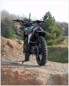 Honda NX650 Dominator | Cheryl & Leslie's Motorcycle Adventures