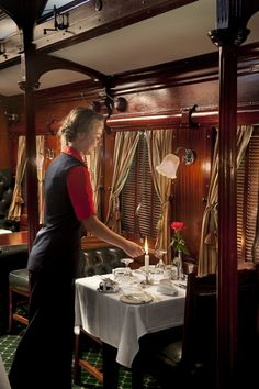 Rovos Rail brings you luxury train travel throughout Africa. The Pride of Africa is hailed as the most luxurious train in the world. Visit to find out more! Train Tracks, Train Rides, Venice Simplon Orient Express, Chutes Victoria, Old Trains, Vintage Trains, Ticket To Ride, Rail Car, Train Journey