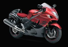 Official Image of 2014 Suzuki Hayabusa 50th Anniversary Edition