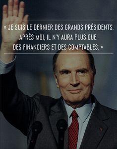 Les répliques les plus cinglantes de François Mitterrand | Vanity Fair