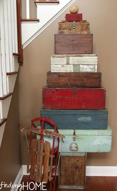 Christmas - Upcycled & Recycled :: Bliss R's clipboard on Hometalk :: Hometalk