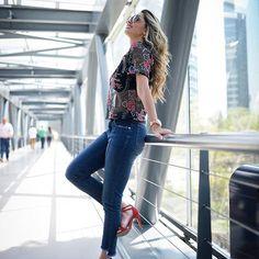 (@luizagomes) look do dia, moda, fashoin, street style, look tranparência, camiseta de tule, loira, como usar, ensaio, sao paulo