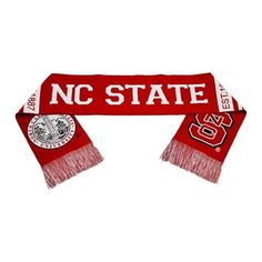 NC State Wolfpack Team Color Tradition Scarf