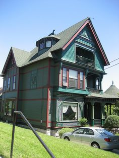John Wheeler Truesdell House (George Barber) 500 North McBride Street Syracuse, NY 14787  Comments and f