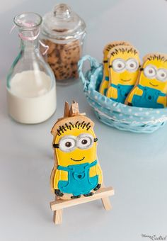«Minions Cookie»
