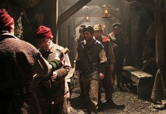 Once Upon a Time Sneak Peek: See the Dwarfs in Action! Plus, What Was Grumpy's Original Name?