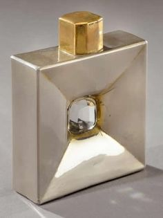 Rene Lalique Pierre Precieuse Perfume Bottle