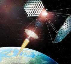 Science & Vie - Centrale solaire émission Micro Ondes