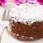 Atkins Molten Chocolate Cake. Only 5.3g Net Carbs.