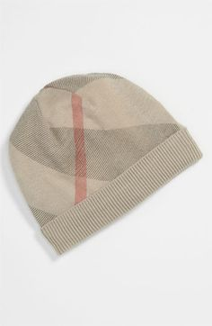 Burberry  Alexi  Hat (Infant) available at  Nordstrom Kid Styles de25981fb80