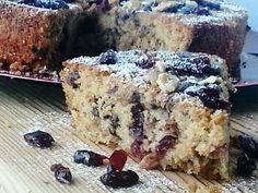 "Elpida's Little Corner!: ""Νηστίσιμο Ευκολάκι"" Greek Cake, Greek Sweets, Olive Oil Cake, Little Corner, Yummy Mummy, Cake Bars, Greek Recipes, Coffee Cake, Sweet Tooth"