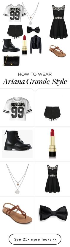 """What i would wear to an ariana grande concert"" by madisons927 on Polyvore"