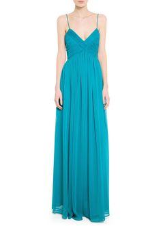 long dress from Mango