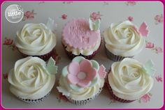Mother's Day cupcake set