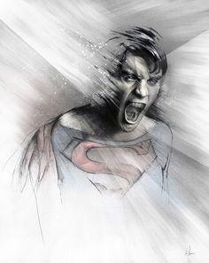 Alexis Marcou - Coolest Superman I've seen.
