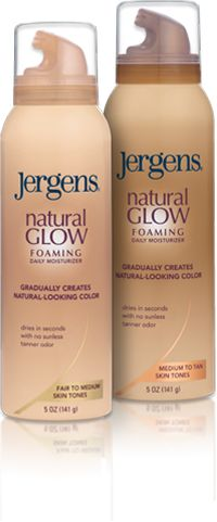 Jergens natural glow - my fav fake tan - can't beat the price too