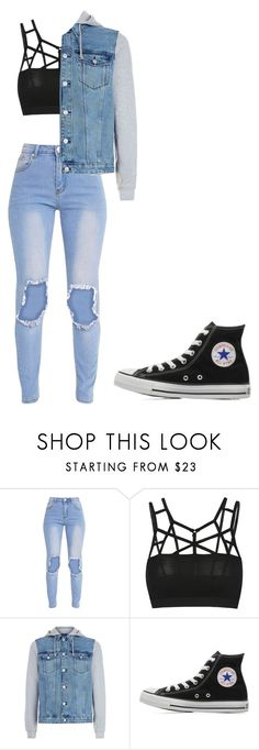 """Untitled #273"" by cruciangyul on Polyvore featuring Converse"