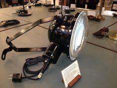Muurlamp van Manufactum Hamburg