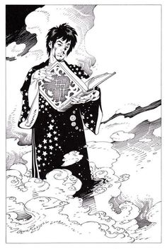 Sandman by P Craig Russell  feeds my soul in so many ways