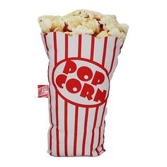 Popcorn pillow... netflix and chill?