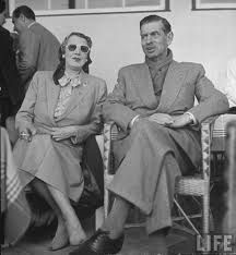 Former King Carol II of Romania and his wife Magda Lupescu, now the Princess Elena of Romania, living more lavishly than any other Estoril exiles in Portugal, 1950 Julia Kristeva, Romania People, Romanian Royal Family, Saga, Gordon Parks, Princess Alexandra, Falling Kingdoms, Iconic Photos, Princess Victoria