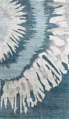New Moon Rug - Nova, sea spray. This tie dye inspired design features varying shades of turquoise, light blue, pale lilac, and lime green. Textured Carpet, Beige Carpet, Diy Carpet, Patterned Carpet, Carpet Tiles, Modern Carpet, Modern Rugs, Rugs On Carpet, Cheap Carpet