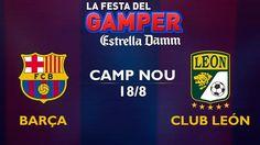 Trofeo Joan Gamper . Camp Nou, Barcelona