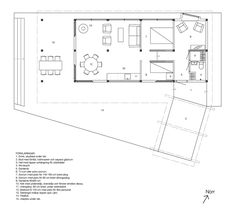 DELIN ARKITEKTKONTOR Compact Living, Scandinavian Home, Prefab, Small Apartments, Tiny House, Floor Plans, Modern, Trendy Tree, Small Flats