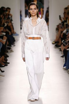 Hermès | Ready-to-Wear Spring 2017 | Look 22 - that shirt