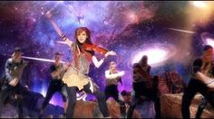 Lindsey Stirling -  Another stunning video.