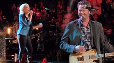 """Country Music Lyrics - Quotes - Songs  - Meghan Linsey and Blake Shelton Team Up For Amazing Rendition of """"Freeway of Love"""" - Youtube Music Videos http://countryrebel.com/blogs/videos/27994947-meghan-linsey-and-blake-shelton-team-up-for-amazing-rendition-of-freeway-of-love"""