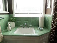 master bath 2 by supershoppertoo - DECOmyplace Projects