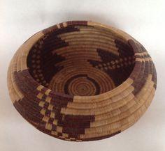 Beautiful Mint Condition Vintage Antique Pomo Indian Basket   eBay