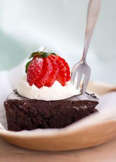 Chocoladecake zonder meel - Cakeje van eigen deeg