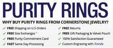 Purity Rings for Girls & Guys