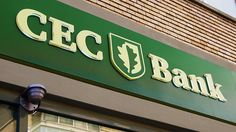 Cec Bank Copyright © Brandient Retail Design, Design Projects, Old Things, Neon Signs