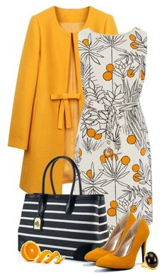 Floral Classy Dress and Striped Tote Outfit Idea - Outfits Pedia - - Floral Classy Dress and Striped Tote Outfit Idea Source by adjemila Classy Dress, Classy Outfits, Stylish Outfits, Modelos Fashion, Church Fashion, Elegantes Outfit, Romy Schneider, Looks Chic, Complete Outfits